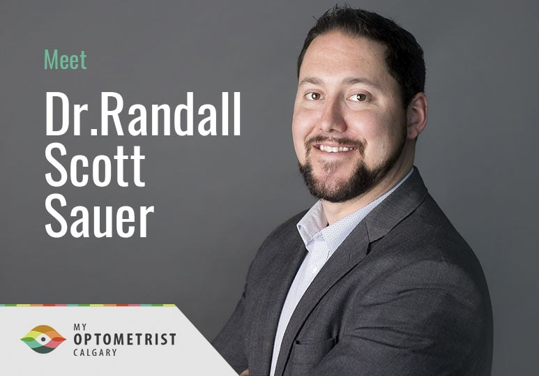 Meet Dr. Randall Scott Sauer